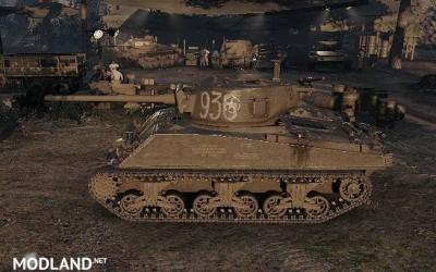"""M4 Sherman Remodel """"M4 Loza's"""" 1.0.0.3++ [1.0.0.3]"""